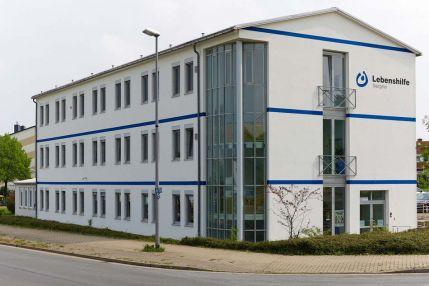 Werkstatt und Verwaltungsgebäude der Lebenshilfe Salzgitter